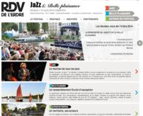 Les Allumés Du Jazz seront aux Rendez-vous de l'Erdre