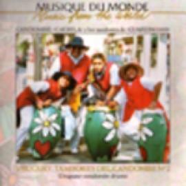 Uruguay : Tambores del candombe N°2
