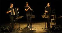 Hradčany : Serge Adam(tp) Philippe Botta(sax, ney) David Venitucci(acc)