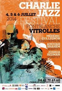 Présence des Allumés du Jazz sur le Festival de Charlie Jazz