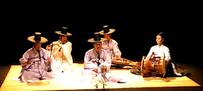 La petite chaîne des liens vidéos n°17- Gueum Sinawi, Korean Sanjo Project in Belgium.AVI