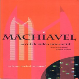 MACHIAVEL (version luxe = format midsize)