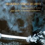 Quatuors n°1,2,3 et 4 pour cordes et bruitages animaliers