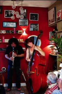 Souvenir du concert de rentrée avec Sylvain Kassap et Hélène Labarrière : c'était  le vendredi 7 septembre  à 19h