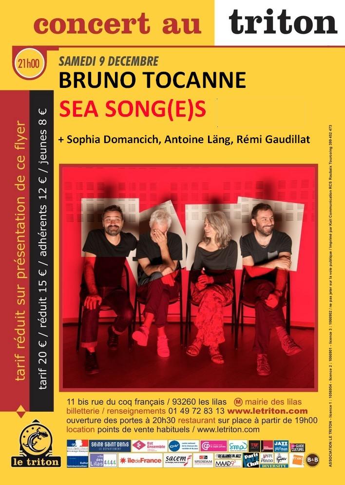 Concert au Triton : Sea Song(e)s