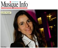 Aurélie Filippetti (PS) : « Créer un écosystème qui permette le financement de la création à l'ère du numérique »
