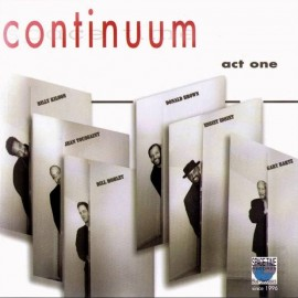 CONTINUUM (ACT ONE)