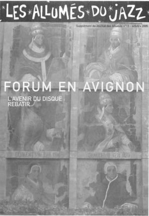 Supplément au journal n°13 : Forum en Avignon