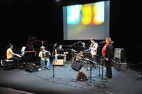 Souvenir du 4ème apéro concert avec la classe de jazz du conservatoire du mans à la boutique des allumés le vendredi 27 janvier à 19h