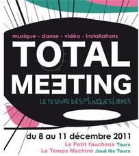 Les allumés du jazz ont proposé un stand de disque sur le festival Total Meeting, le Samedi 10 décembre au Petit Faucheux