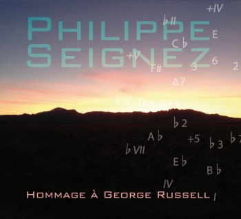 PHILIPPE SEIGNEZ, HOMMAGE A GEORGE RUSSELL