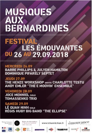 Stand des Allumés au Festival des Emouvantes -  26 au 29 septembre 2018