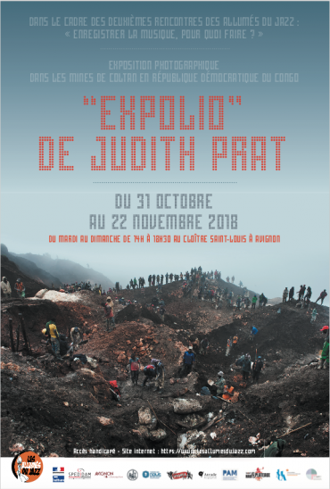 Du 31 octobre au 22 novembre - Exposition