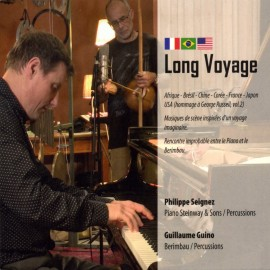 LONG VOYAGE, hommage à George Russell vol.2