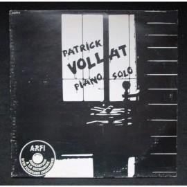 PATRICK VOLLAT PIANO SOLO