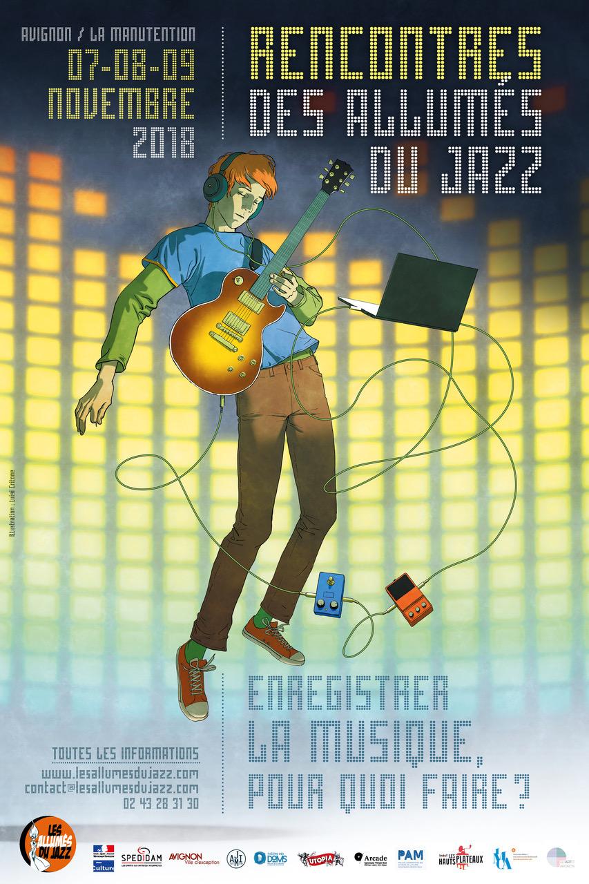 A écouter : Les débats des Rencontres des Allumés du Jazz