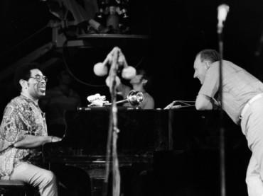 ANDRE FRANCIS,  figure incontournable du jazz, s'est éteint ce 12 février
