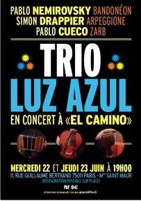 Trio Luz Azul