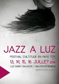 Les Allumés du jazz vous accompagnent au festival Jazz à Luz !