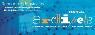 LES RENCONTRES MUSICALES D'ARCHIPELS . 19-20 juillet 2019