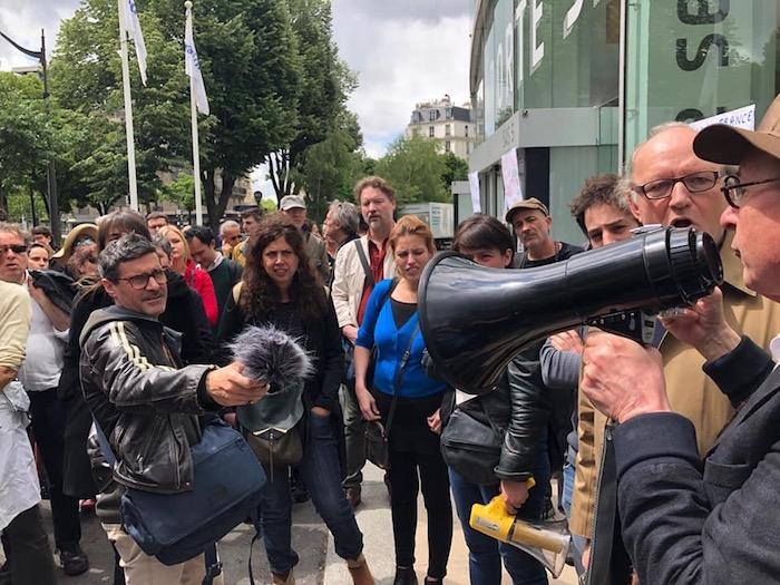 DROIT DE RÉPONSE DU COLLECTIF  DE SOUTIEN A LA CRÉATION MUSICALE SUR FRANCE MUSIQUE