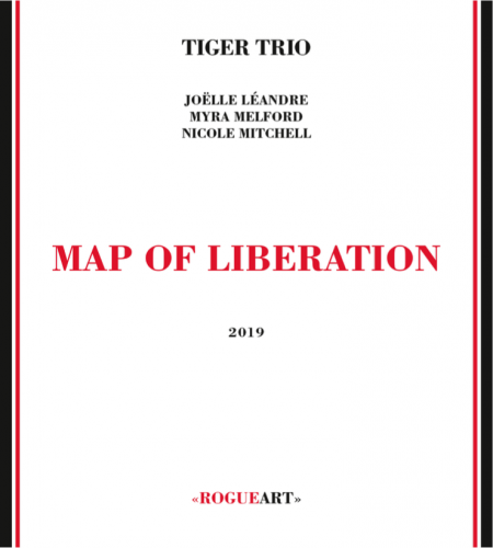 MAP OF LIBERATION