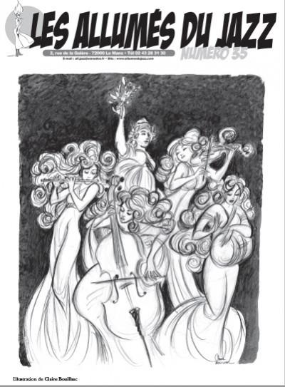 Le Journal n°35 - Musique debout, l'engageant langage musical