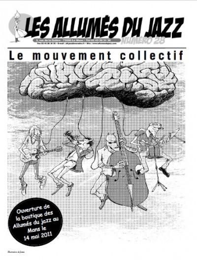 Le Journal n°28 - Le mouvement collectif