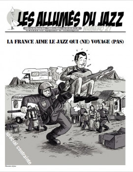 Le Journal n°27 - La France aime le jazz qui (ne) voyage (pas)
