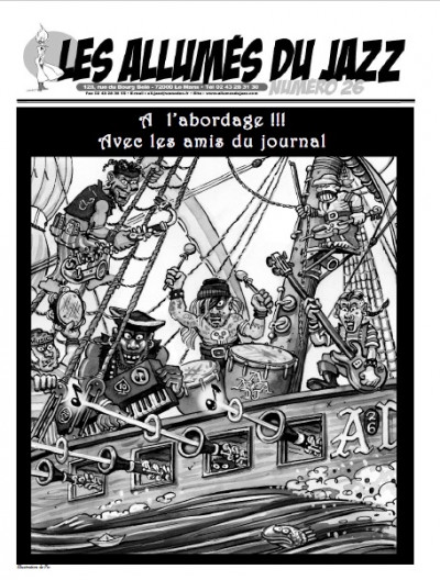 Le Journal n°26 - A l'abordage !!! Avec les Amis du journal