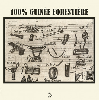 100 % GUINEE FORESTIERE