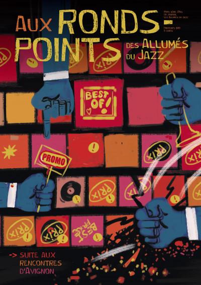 Le Journal n°37bis - Revue - Aux Ronds-points des Allumés du Jazz