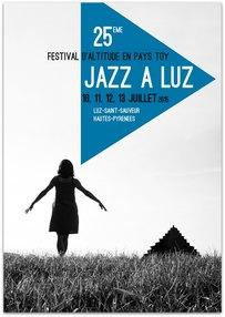 Les Allumés du Jazz au Festival à Luz Saint Sauveur