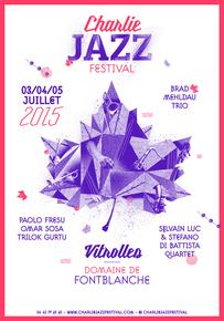 les allumés du Jazz au Festival de Charlie Free
